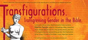 Transgressing Gender in the Bible
